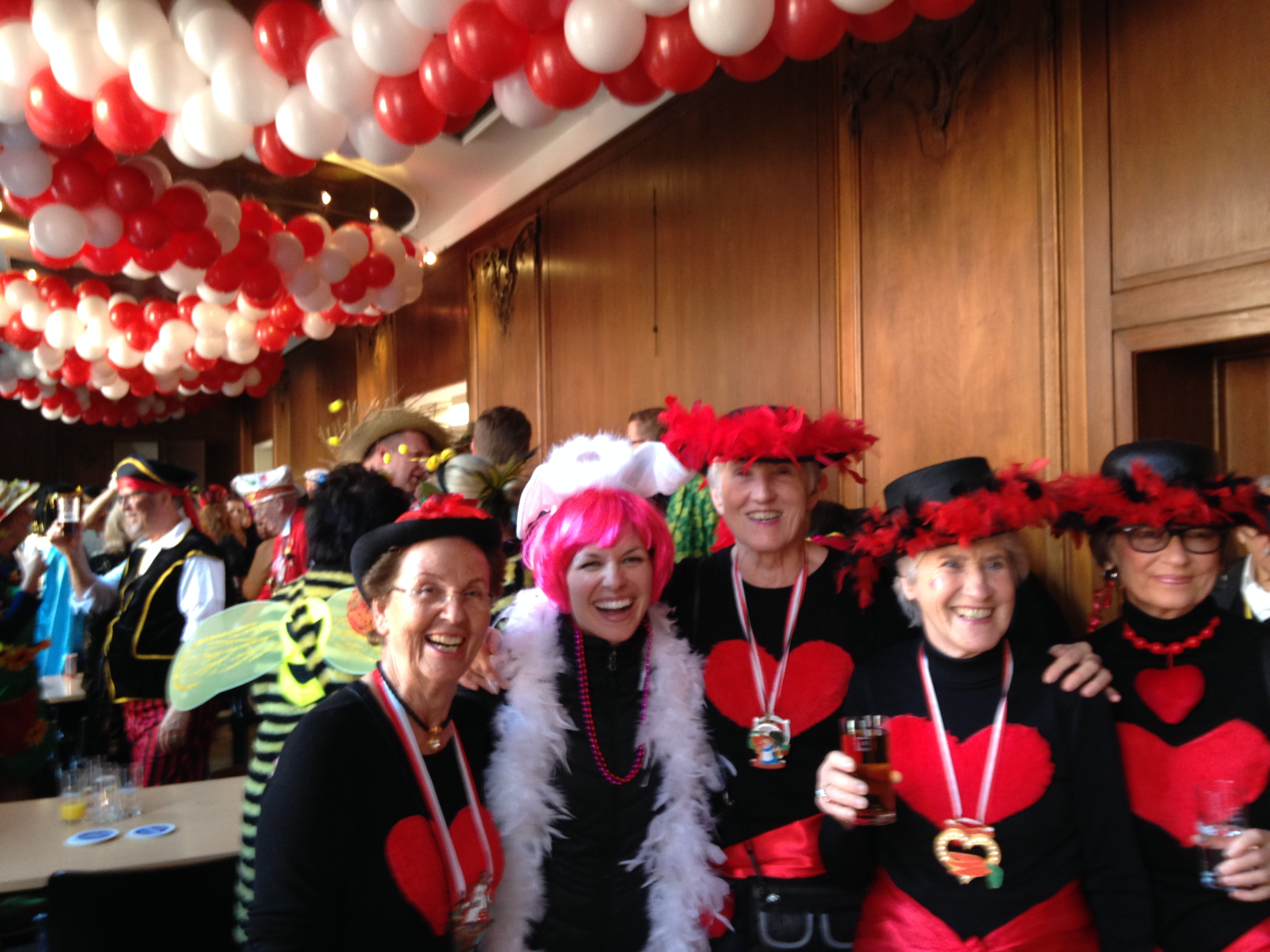 Storming the Rathaus + Keeping Up with the Karnevalians | The B Diary